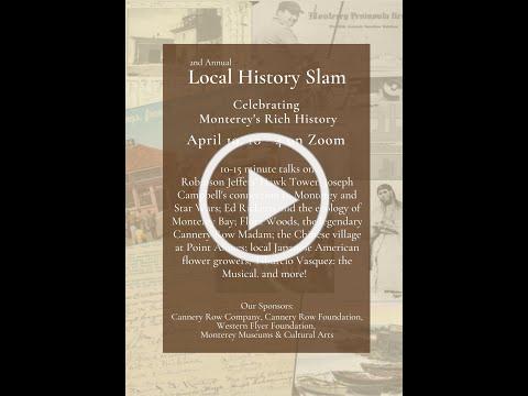 2nd Annual Monterey History Slam 2021
