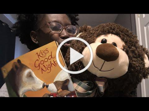 Bedtime IG Live with Clio - Kiss Good Night by Amy Hest (Wed May 5)