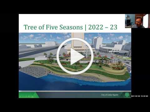 Cedar River Flood Control System - Project Highlights 2021-22