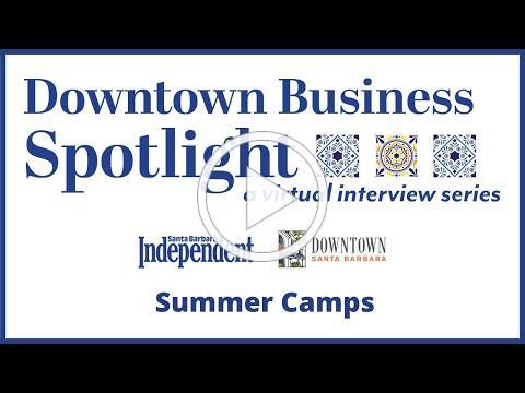 Downtown Business Spotlight - Summer Camps