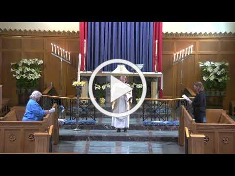 Holy Eucharist 4 11 21