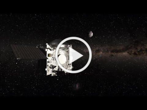 Farewell to Asteroid Bennu