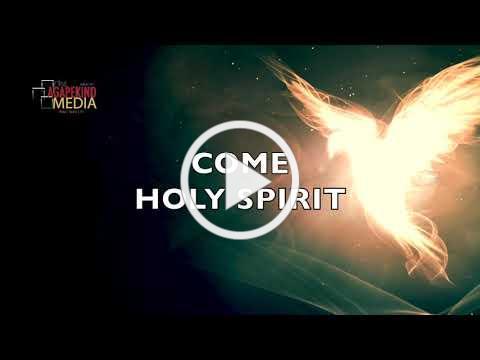Spirit Soaking Worship | Come Holy Spirit (Worthy is the Lamb)