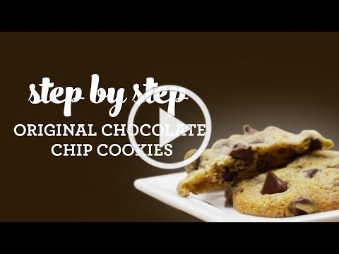 How to Make the Original Nestle® Toll House® Chocolate Chip Cookies