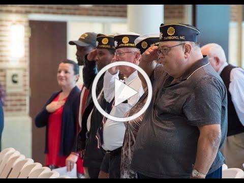 Edgecombe Community College 2020 Virtual Veterans Day Celebration