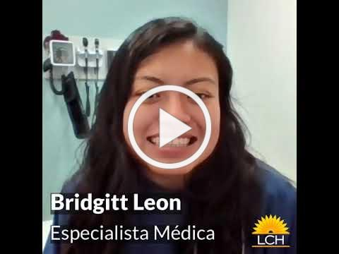 Meet the Team: Bridgitt, Physician Assistant in Oxford PA Gives a Few Health Tips - ENG & SPA