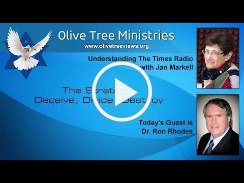 The Strategy: Deceive, Divide, Destroy - Dr. Ron Rhodes