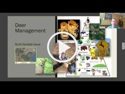 2018 Webinar: Managing Deer Browse for Forest Health