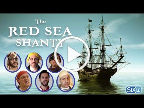 Six13 - The Red Sea Shanty: A Pirate Passover