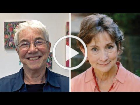 VCCA Fireplace Series 22: Marilyn Banner and Ellen Prentiss Campbell