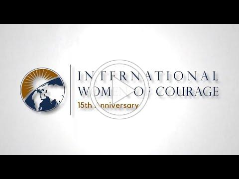 International Women of Courage 2021 Opening Ceremony