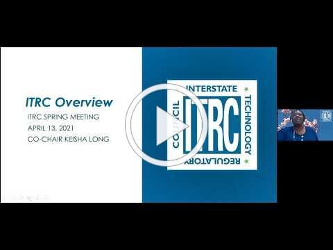 ITRC 2021 Spring Meeting Plenary Session