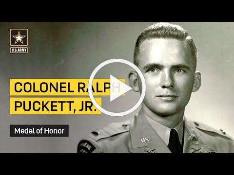 Medal of Honor: Colonel Ralph Puckett Jr.