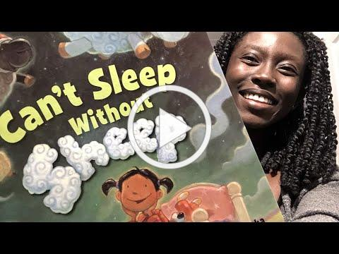 Bedtime with Clio - Can't Sleep Without Sheep by Susanna Leonard Hill