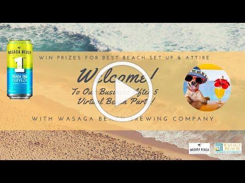 Wasaga Chamber May Business After 5
