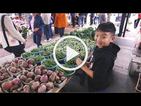 From the Field to the Farmers Market