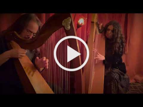 Seal Song with a duet of harps.