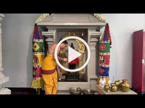 Sri MTS July 5th Sri Vasavi Kanyaka Parameswari Rajithotsava Puja