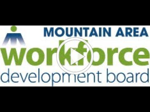 Mountain Area Workforce Development Board meeting August 2021