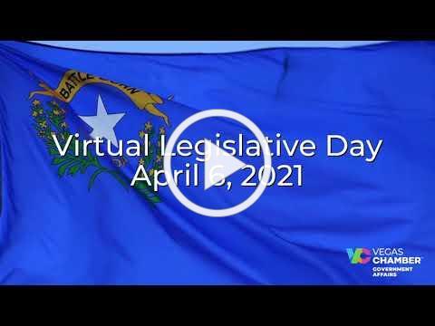 Virtual Legislative Day - April 6, 2021