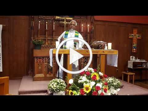 Nuestra Misa del Decimonoveno Domingo después de Pentecostés