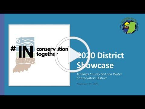 2020 Indiana District Showcase Award Presentation: Jennings County SWCD