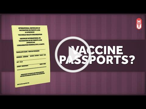 The Facts About Vaccine Passports