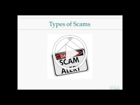Keeping Safe From Financial Fraud