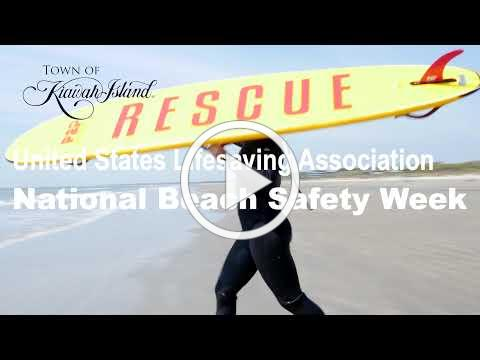 National Beach Safety Week #3 - Mind the Signs