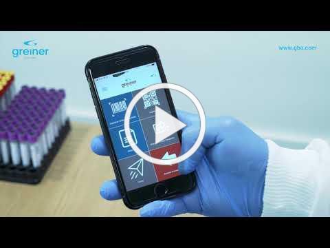 Rastreabilidade de tubos de coleta | Greiner Bio-One eTrack