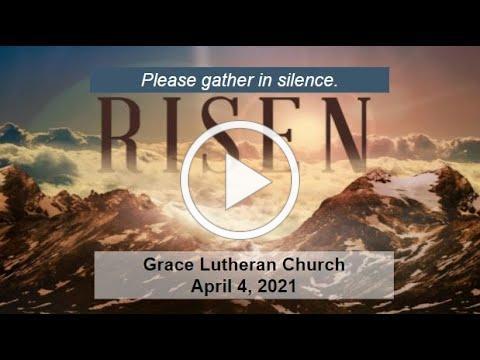 Easter 2021 Sunrise Service