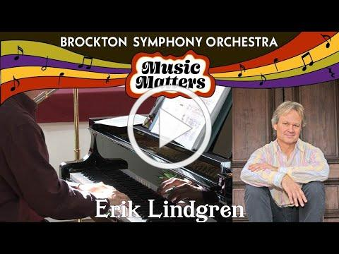 Brockton Symphony - Erik Lindgren (March 2021)