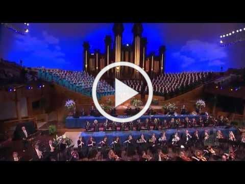Hail the Day That Sees Him Rise - Mormon Tabernacle Choir