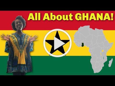 Ghana! (Around our World!)