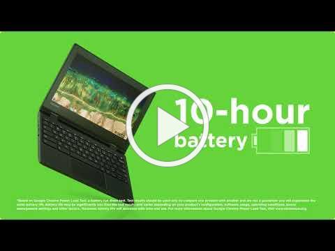 Lenovo 500e Chromebook Tour