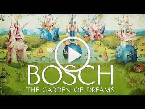 BOSCH: THE GARDEN OF DREAMS Official U.S. Trailer