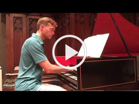 FRIDAYS with FRIENDS: Gabriel Benton - Buxtehude: Toccata in G Major BuxWV 165