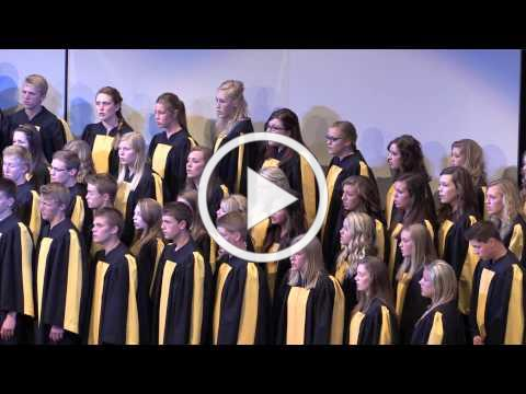 On Eagles Wings - arr. Douglas E. Wagner - CovenantCHOIRS