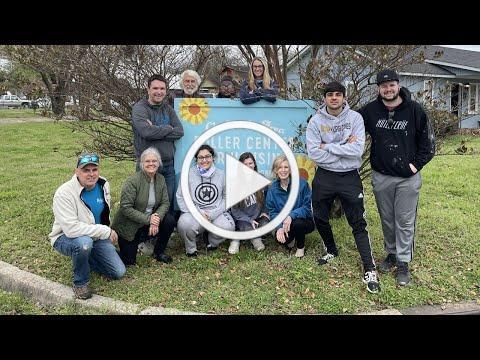 GSW President Jimmy Carter Leadership Program spring break service trip to the Delta