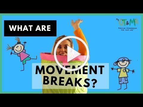 What is a MOVEMENT BREAK? | Brain Break | Sensory