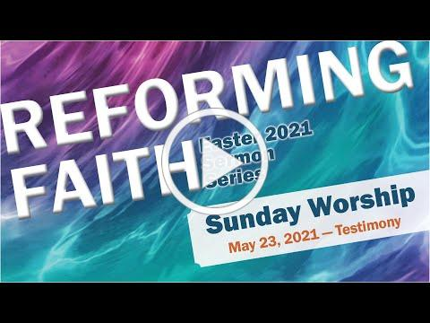 Sunday Worship Service for Open Door Churches of Salem and Keizer (UMC) - May 23, 2021