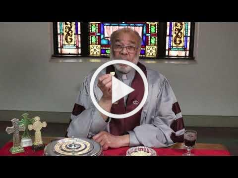 Take communion at home with this easy live instruction given by Pastor William Epps