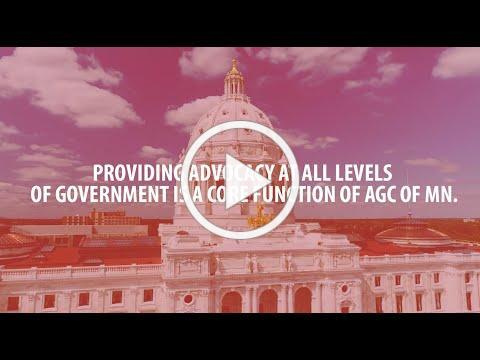 AGC Legislative Advocacy