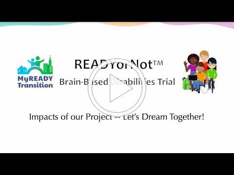 READYorNot Project Update