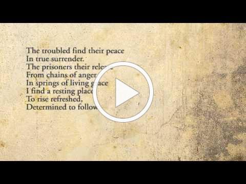 Good Shepherd Of My Soul - Keith & Kristyn Getty