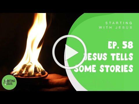 Sabbath School | Episode 58 - Jesus Tells Some Stories