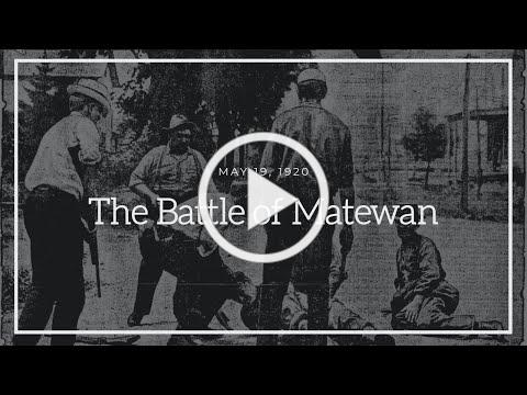 The Battle of Matewan: 100 Years Later (Episode 1)
