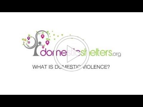 What is domestic violence?