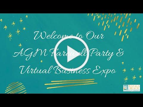 Wasaga Chamber of Commerce Annual General Meeting and Virtual Business Expo
