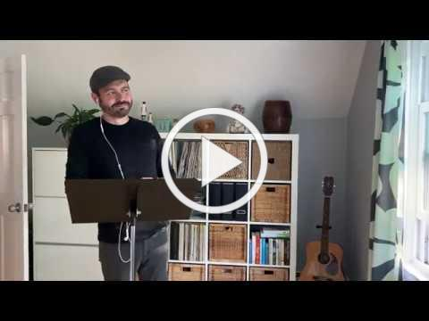 FRIDAYS with FRIENDS: Mischa Bouvier, baritone - Excerpt from Memories by Charles Ives